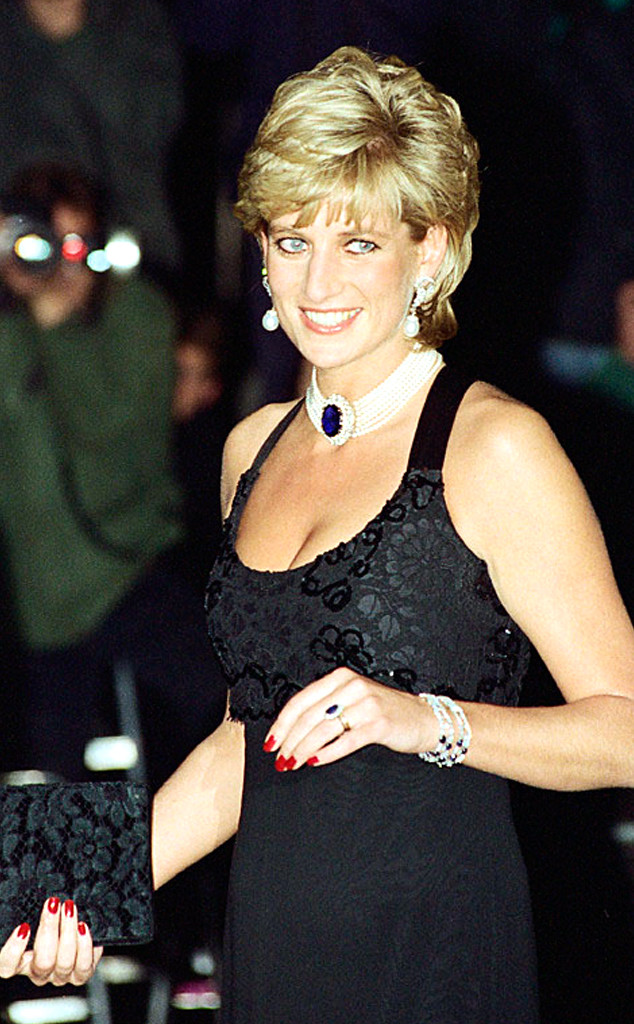 Princess Diana, Ring