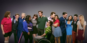 Glee, Season 6, Cast