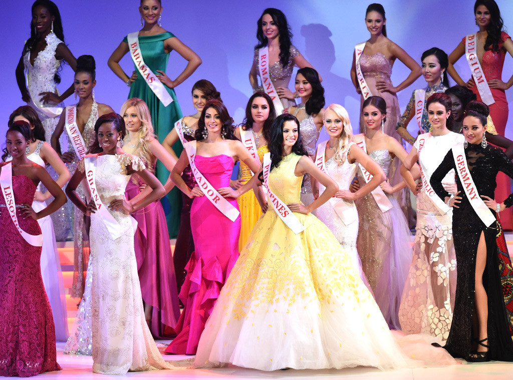 No More Bikinis! Miss World Pageant Bans Swimsuit Portion