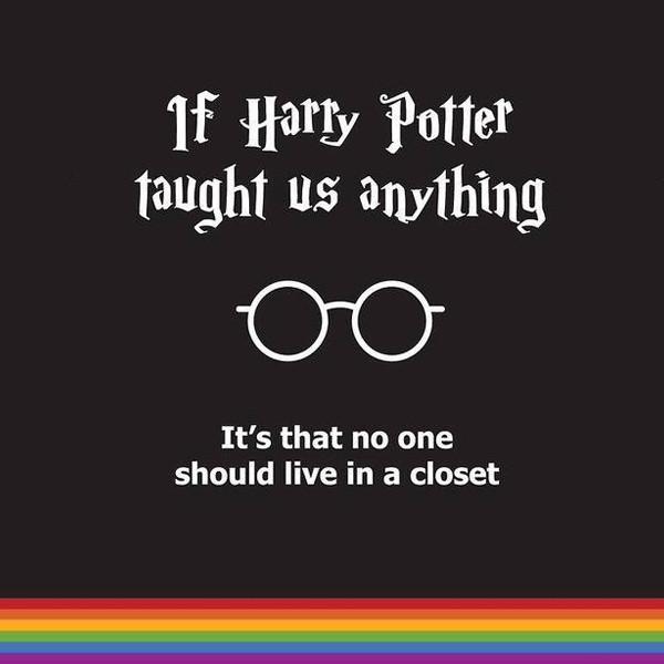 JK Rowling, Harry Potter, Twitter