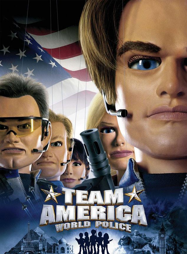 Team America, World Police