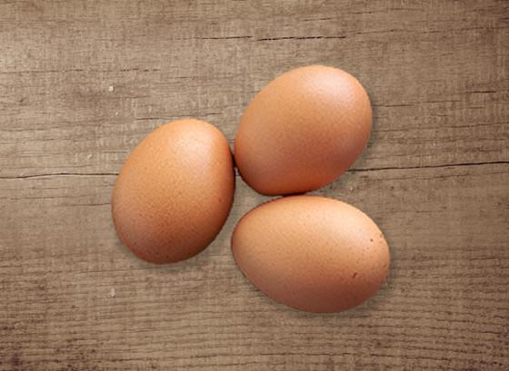 Trendy Health Foods, Free Range Eggs