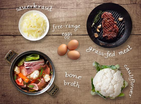 Trendy Health Foods
