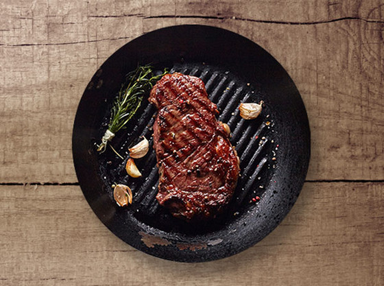 Trendy Health Foods, Grass-Fed Meat