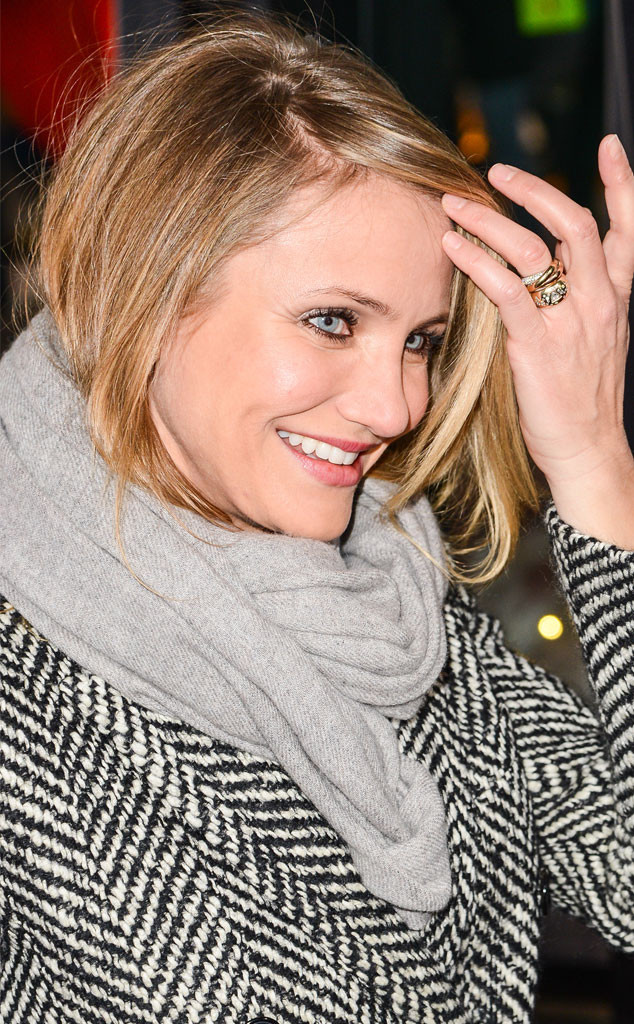Cameron Diaz, Ring