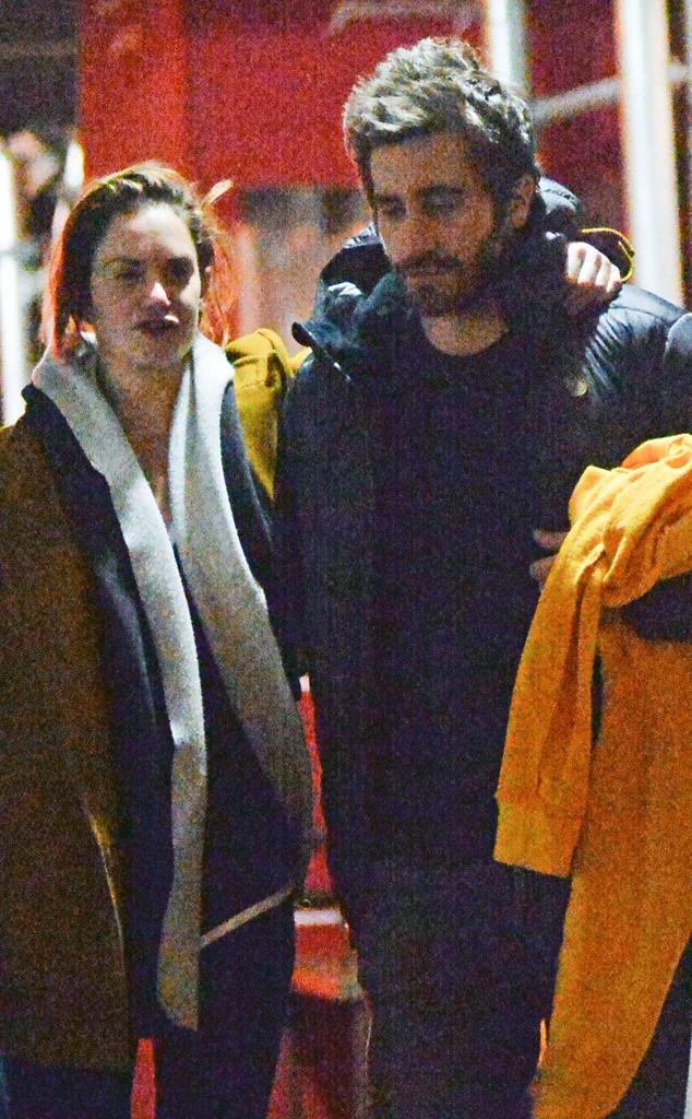 Jake Gyllenhaal, Ruth Wilson