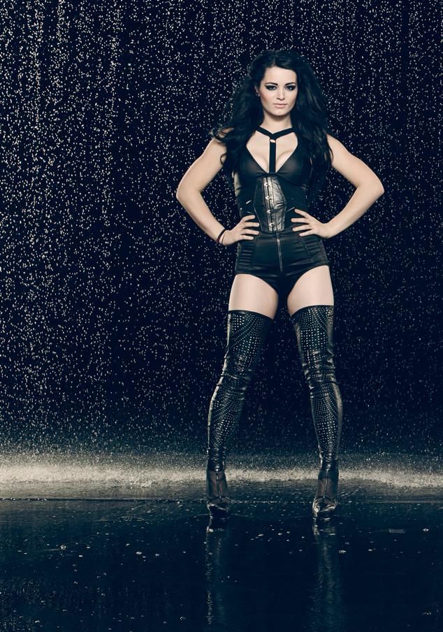 Super Hot Wwe Star Paige Joins Total Divas  E News-5686