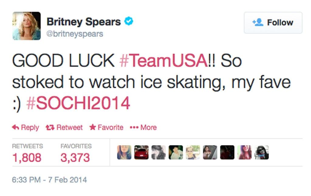 Olympic Tweets