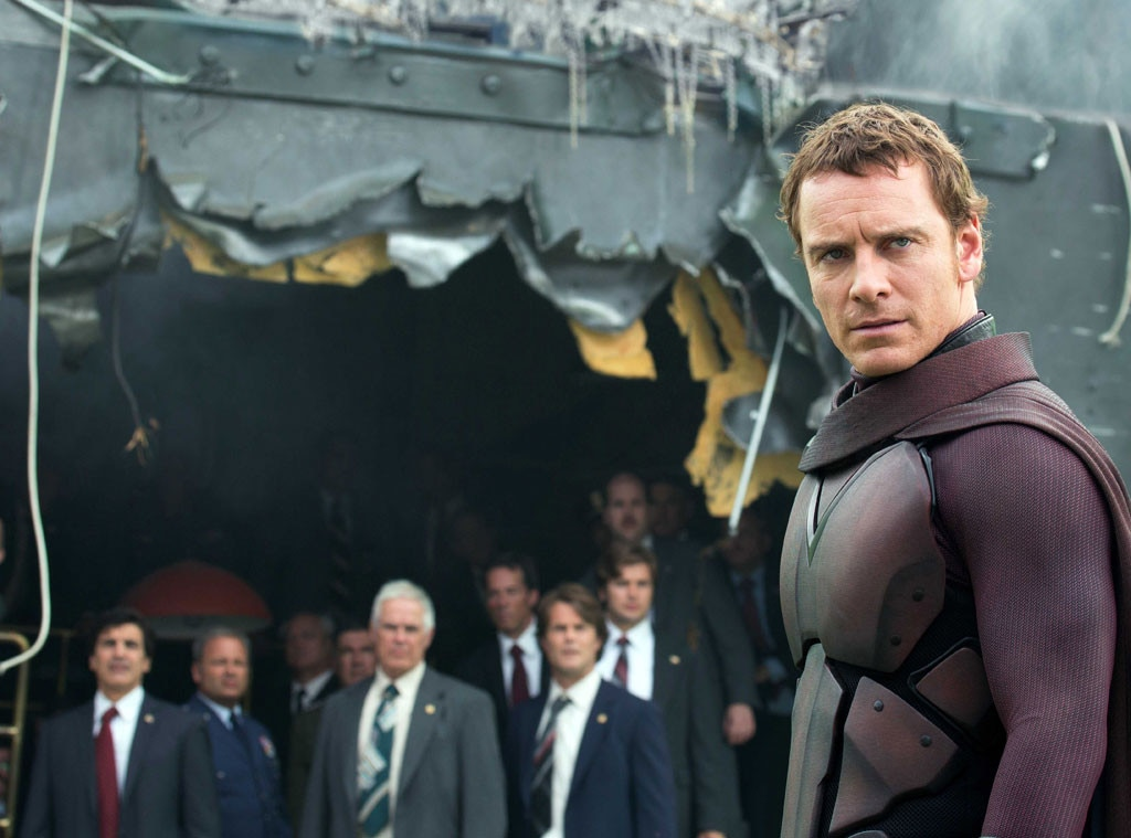 X-Men: Days of Future Past, Michael Fassbender