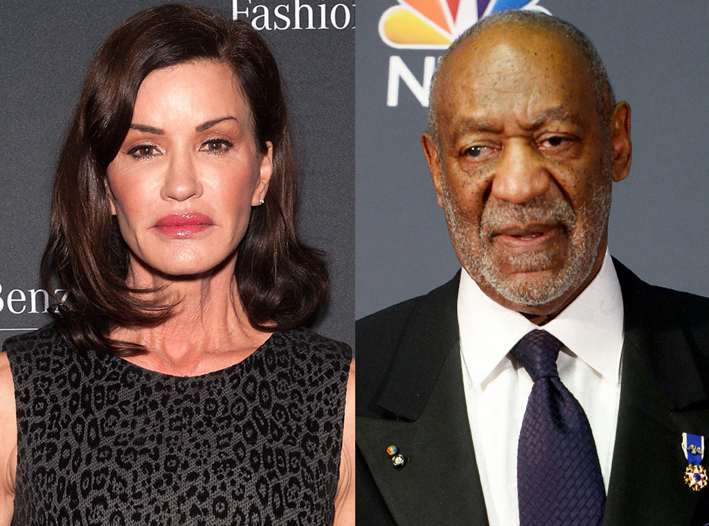 Janice Dickinson, Bill Cosby