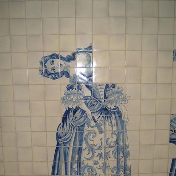 World S Worst Tile Job From World S Worst