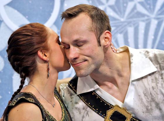 Crying Olympians, Daniel Wende, Maylin Wende