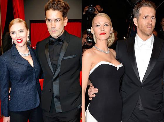 Scarlett Johansson Ryan Reynolds Are The Most Secretive Exes E Online