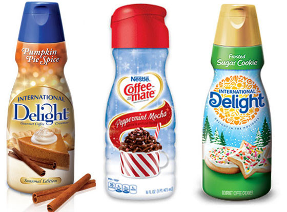 Ranking The Holiday Coffee Creamers E News Uk