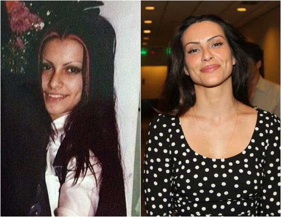 Cleo Pires antes e depois da fama