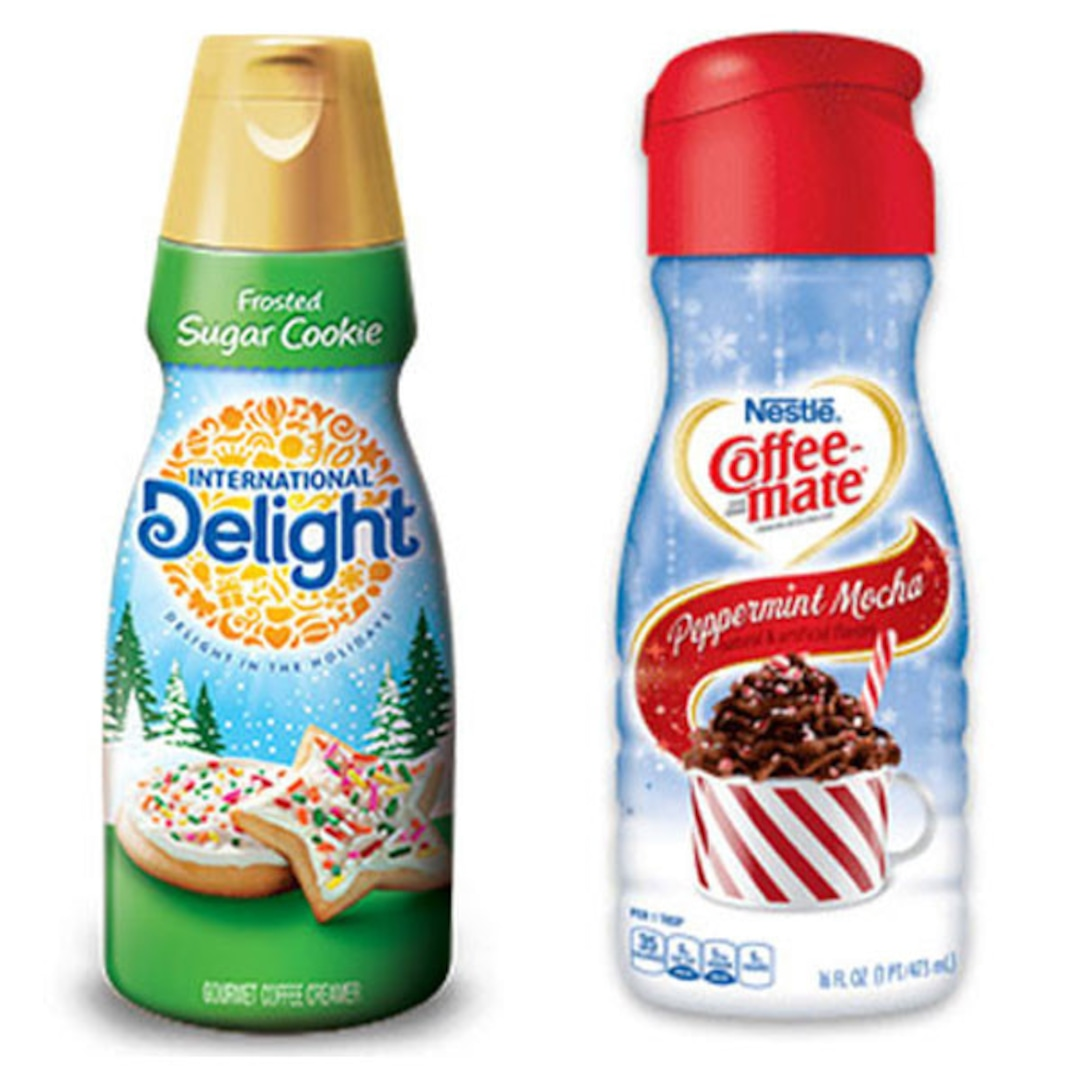 Ranking The Holiday Coffee Creamers E Online