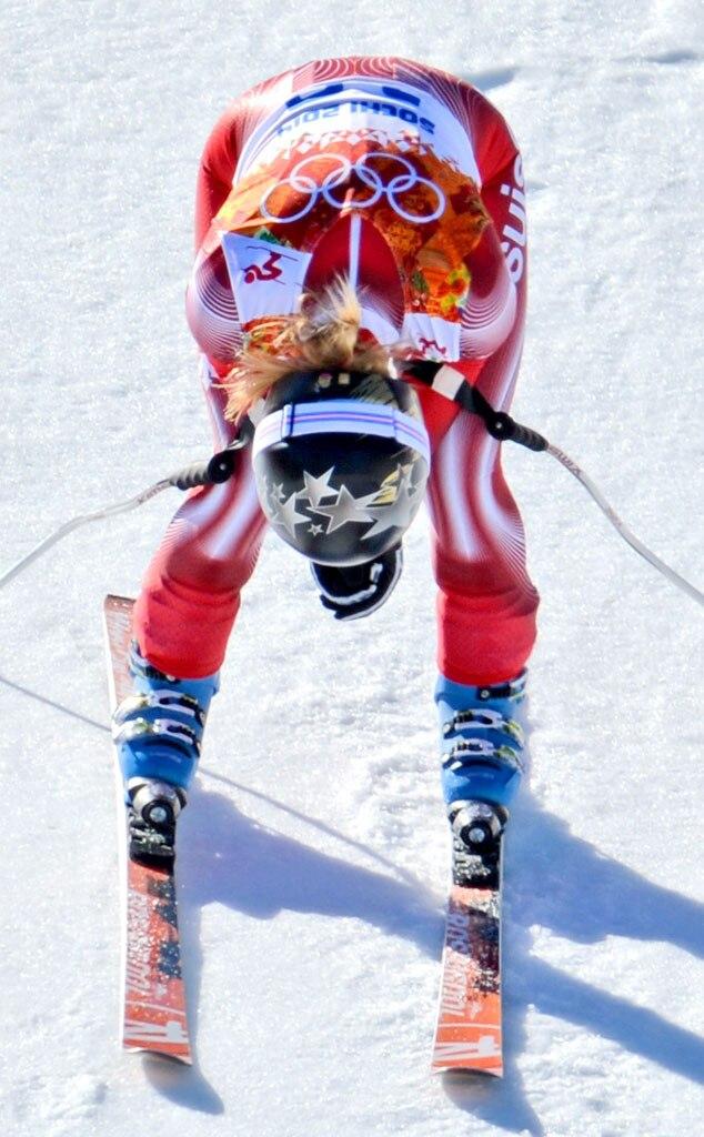 Crying Olympians, Lara Gut