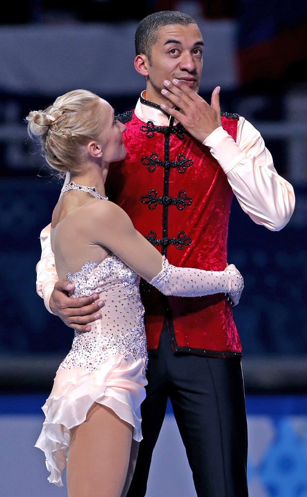 Crying Olympians, Aliona Savchenko, Robin Szolkowy