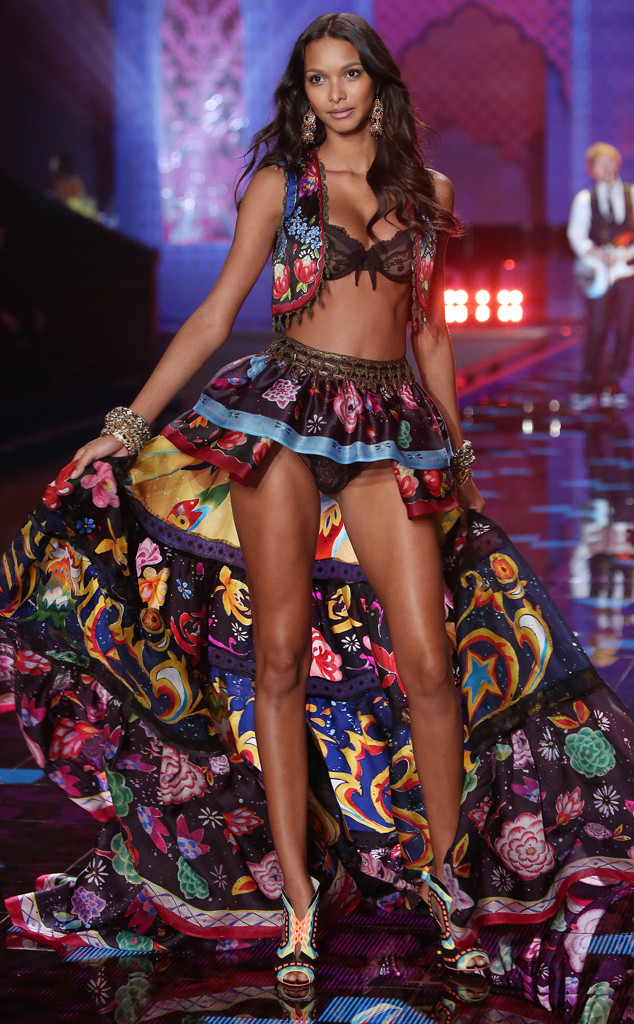 Lais Ribeiro, Victoria's Secret Fashion Show