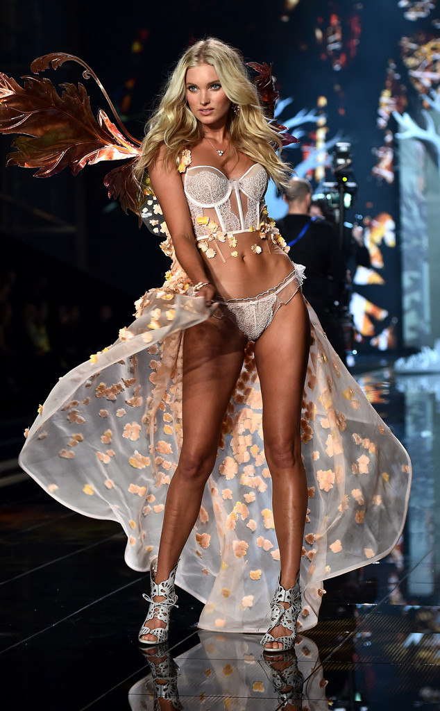 Elsa Hosk, Victoria's Secret Fashion Show 2014