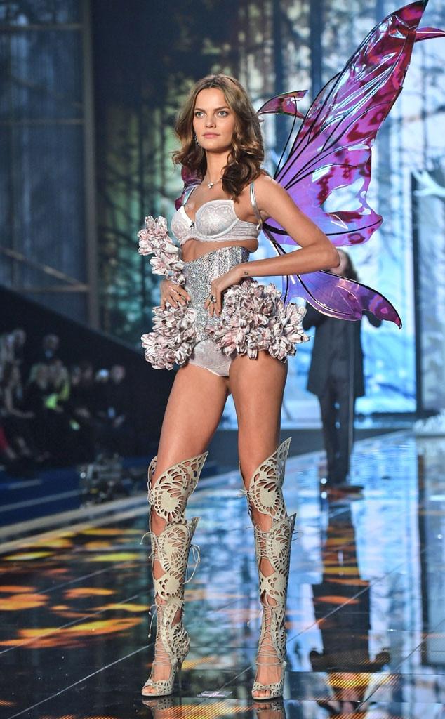 Barbara Fialho, Victoria's Secret Fashion Show 2014