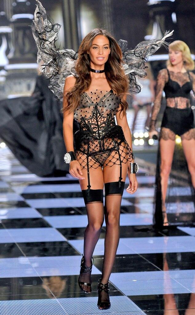 Joan Smalls, Victoria's Secret Fashion Show 2014