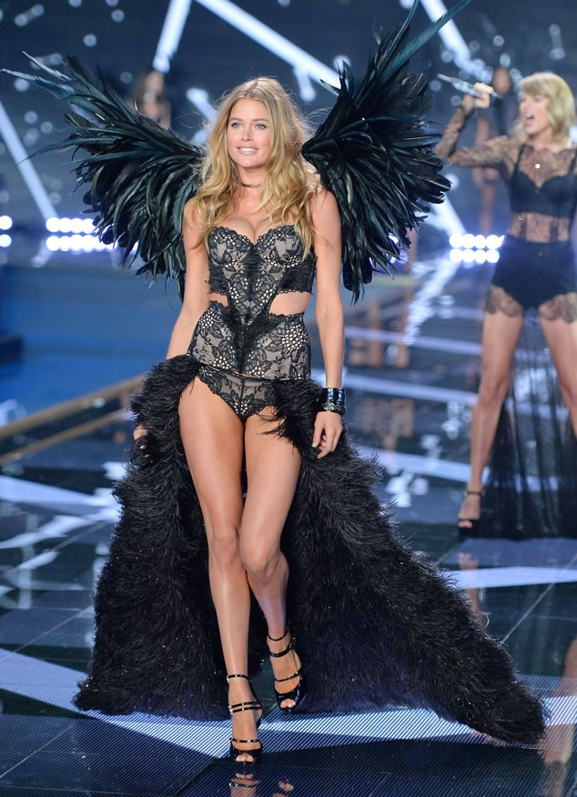 8b18740c84 Doutzen Kroes from 2014 Victoria s Secret Fashion Show