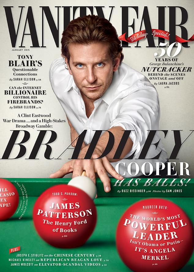 Bradley Cooper, Vanity Fair
