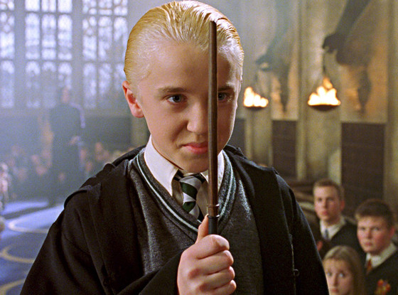 Draco Malfoy's Name Was Almost Spungen, Plus 5 More Things