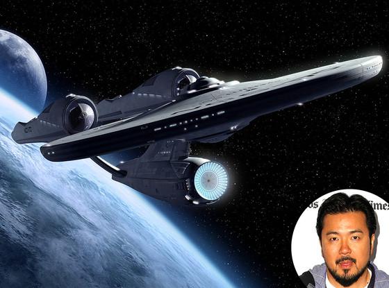 Starship Enterprise, Justin Lin