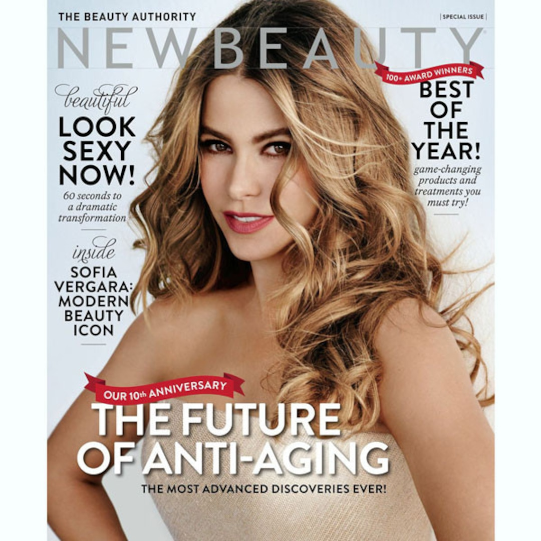 Sofia Vergara On Anti Aging I D Put Cement Around My Eyes If It Stopped Wrinkles E Online