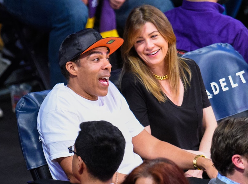 Chris Ivery Amp Ellen Pompeo From The Big Picture Today S