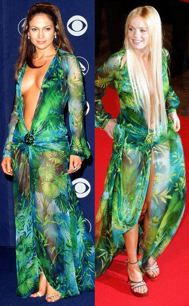 Jennifer Lopez, Geri Halliwell