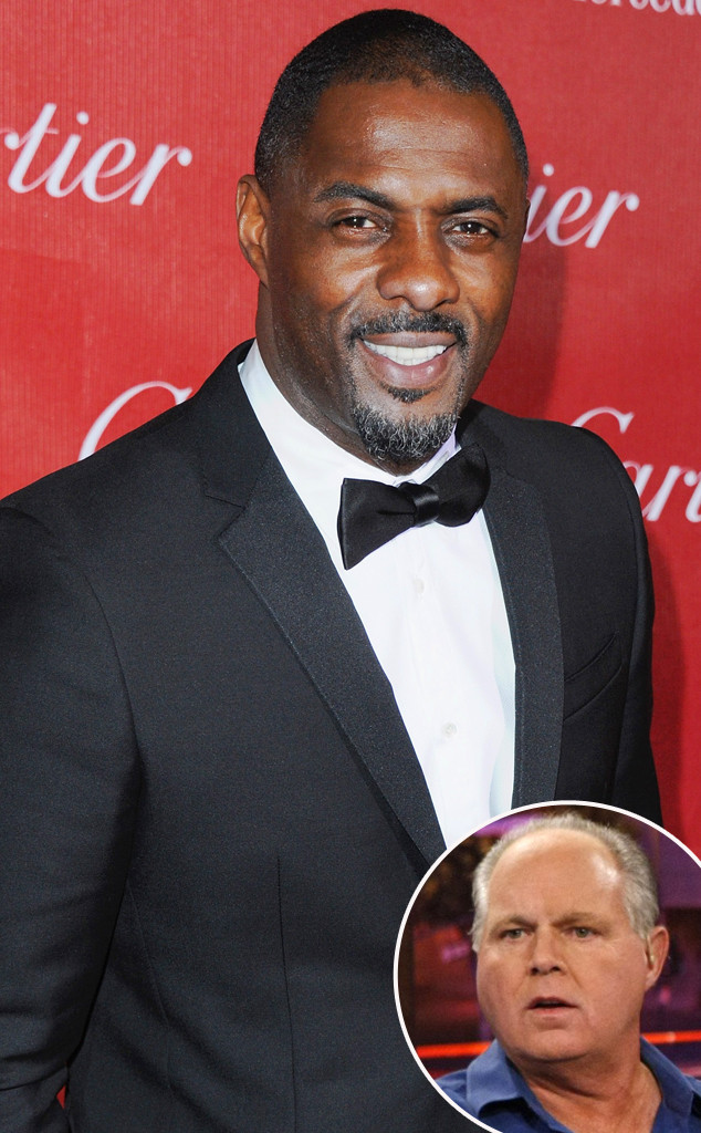 Idris Elba, Rush Limbaugh