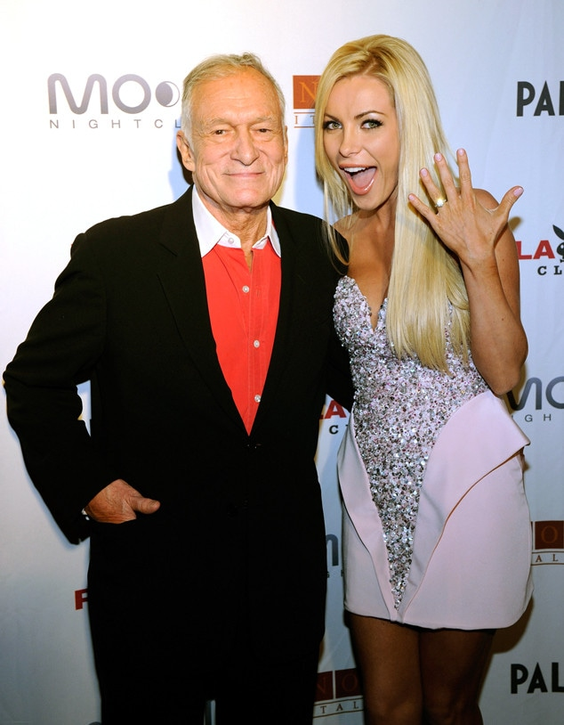 Looking Back At The Most Important Women In Hugh Hefner S Life E Online