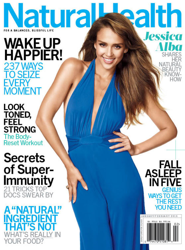 Jessica Alba Shares How She Teaches the Meaning of Beauty to Her