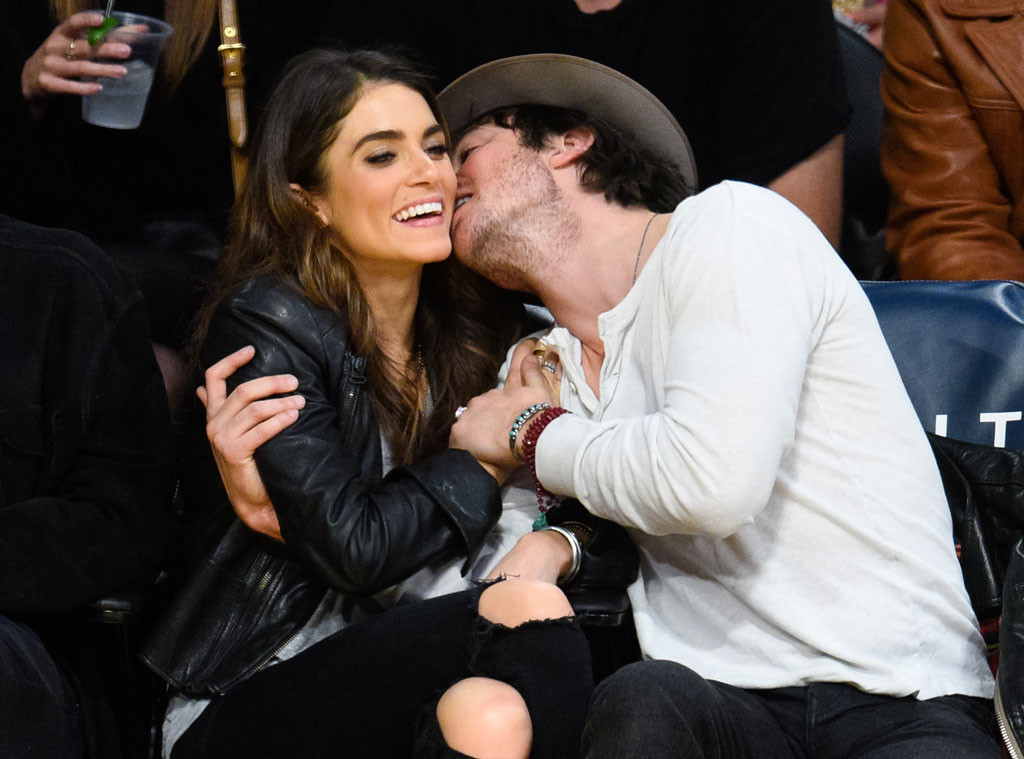 Birthday Boy Ian Somerhalder & Wife Nikki Reed Are Just the Cutest! See Their Sweetest Snaps Now