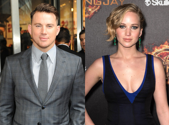 Jennifer Lawrence, Channing Tatum