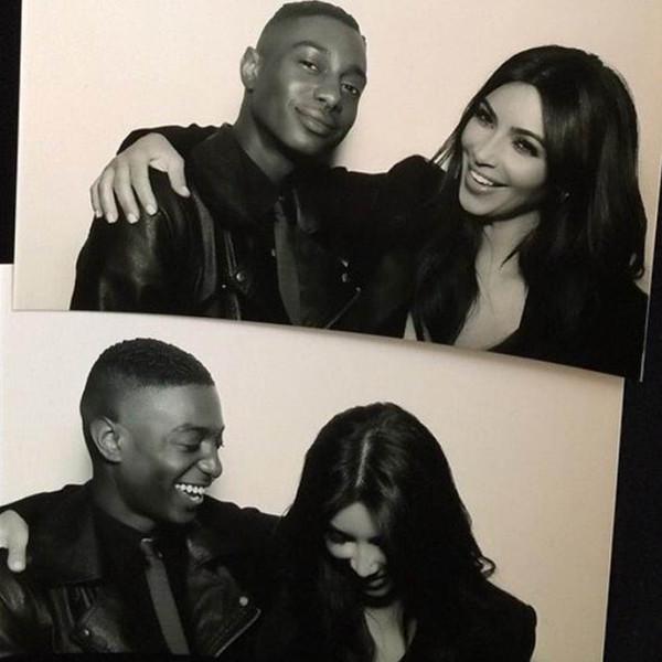 Kim Kardashian, Instagram