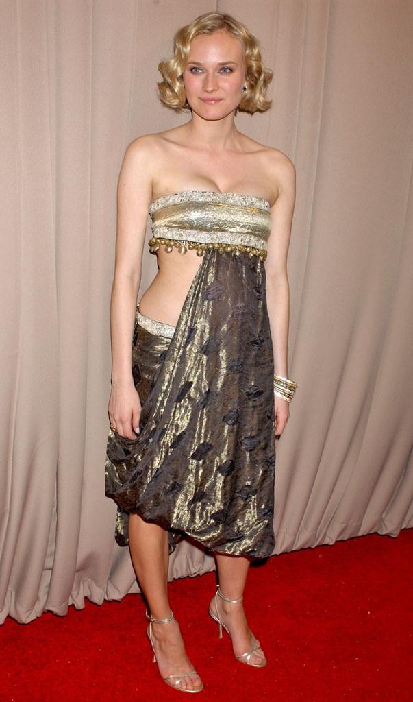Diane Kruger, Golden Globes, 2005