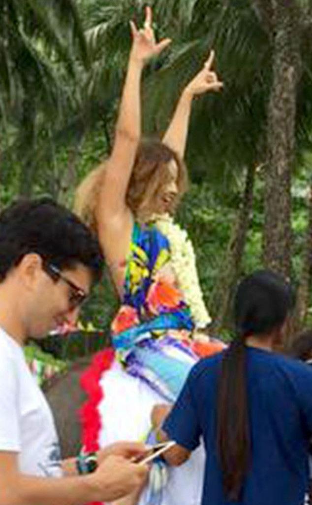 Beyonce, Thailand