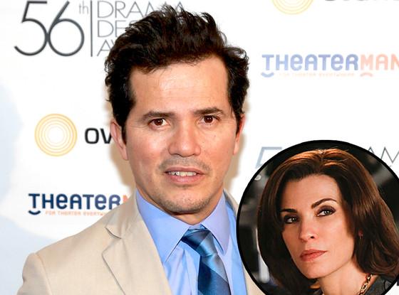 Exclusive: The Good Wife Books John Leguizamo | E! News