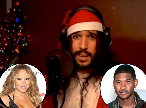 Youtube Mariah Carey Christmas.You Have To Hear This Guy Sing All I Want For Christmas Is