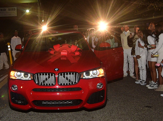 Reginae Carter, Lil Wayne, Birthday