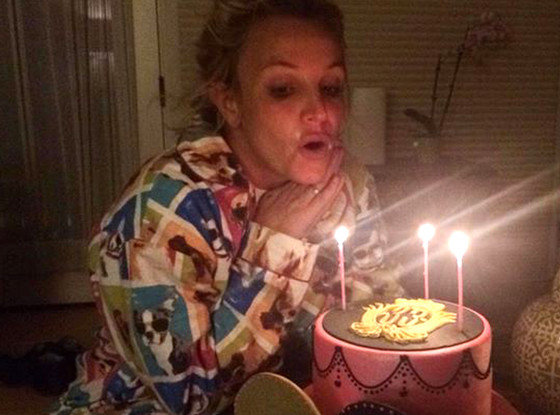 Britney Spears, Birthday Cake