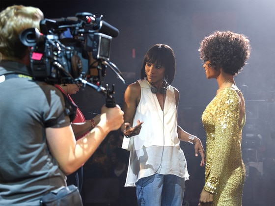 Yaya DaCosta, Whitney Houston Movie