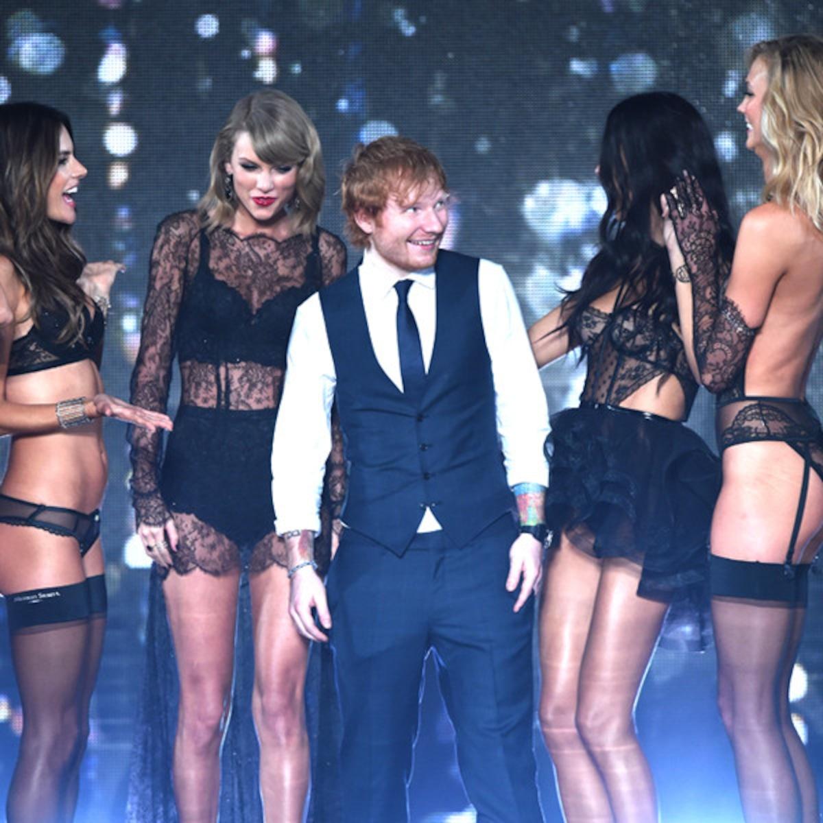 Naked ed sheeran 15 Reasons