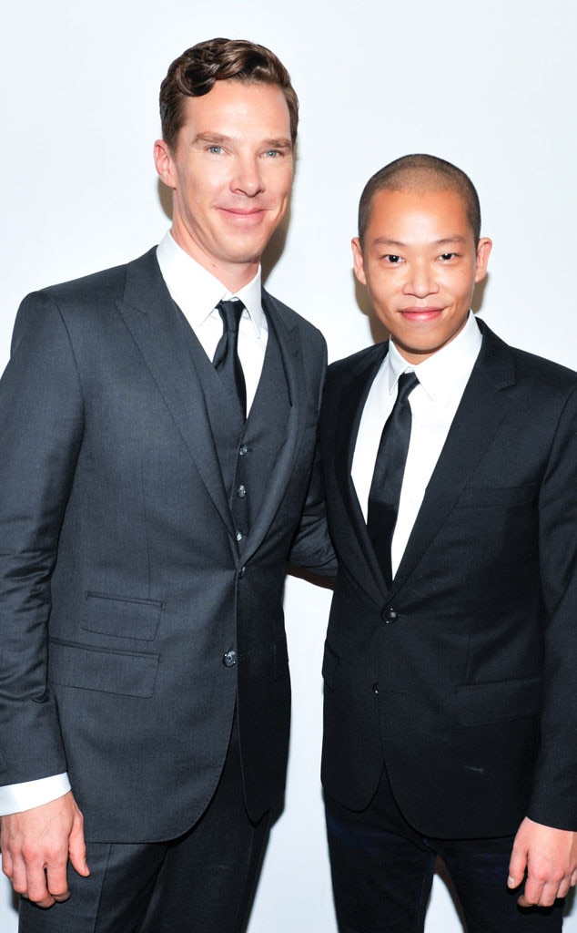NYFW, Hugo Boss Women,  Benedict Cumberbatch, Jason Wu