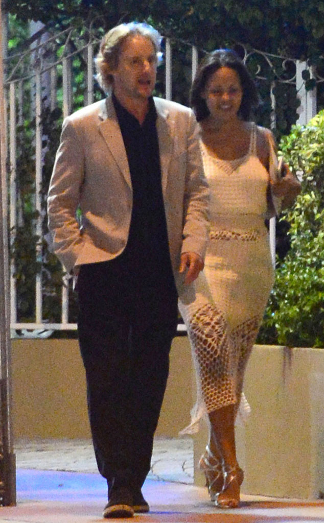 Was Owen Wilson Out Partying With Ex Girlfriend Jade Duell