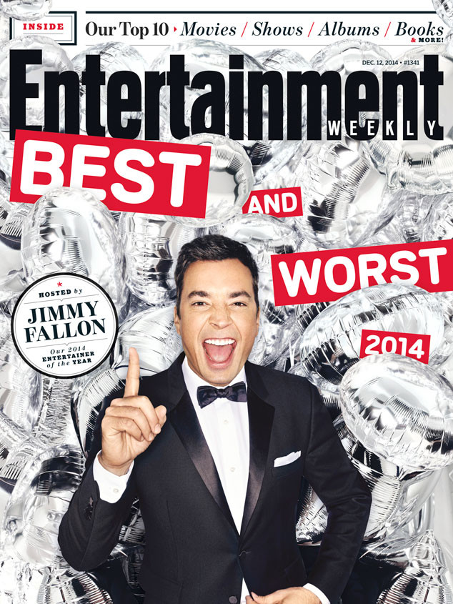 Jimmy Fallon, Entertainment Weekly